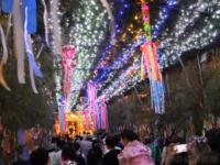 七夕のゆうべin四天王寺(2019年開催時の様子)