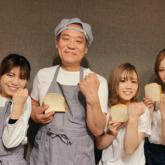「ブーランジェリーShow」の店主・川端正悟さんと姉妹