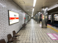 御堂筋線 昭和町駅
